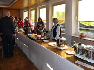 «Sinnvoll Schlemmen» - Das Suppenbuffett der kfd