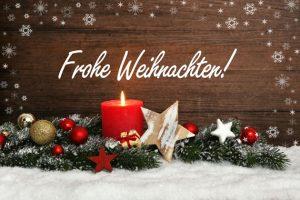 Weihnachtsgruß 2012 an alle Mitglieder