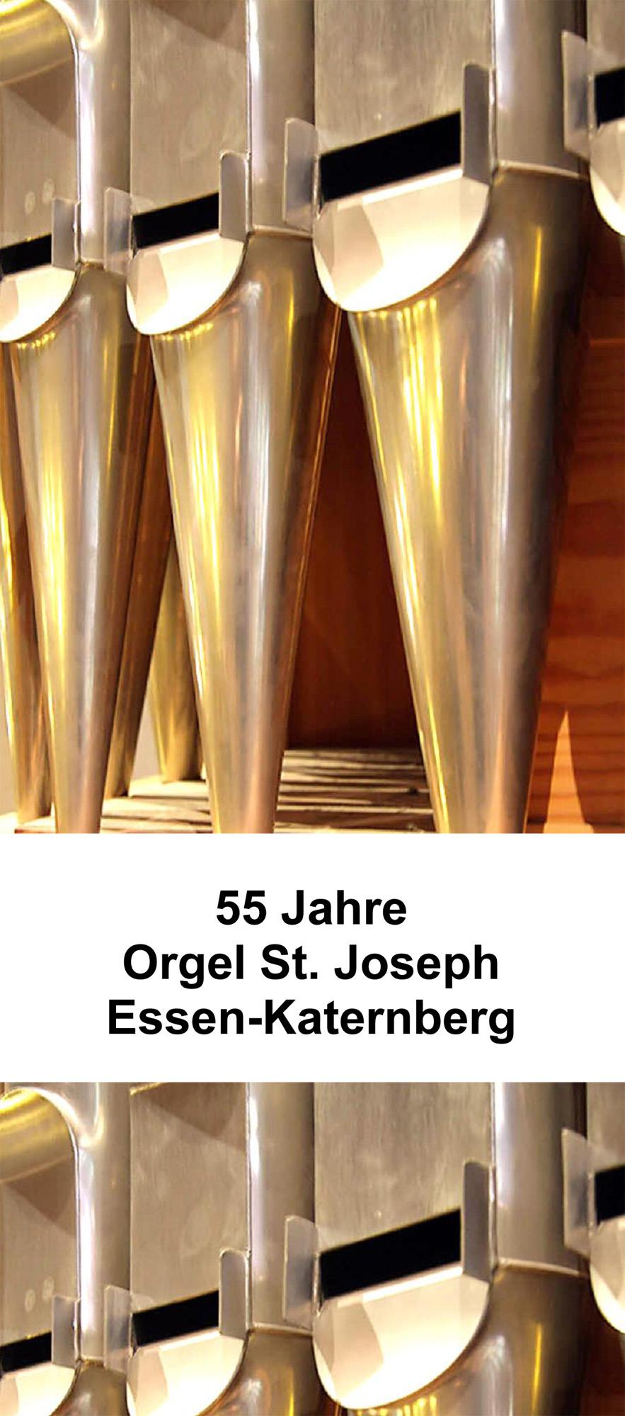 Orgelkonzertreihe in St. Joseph