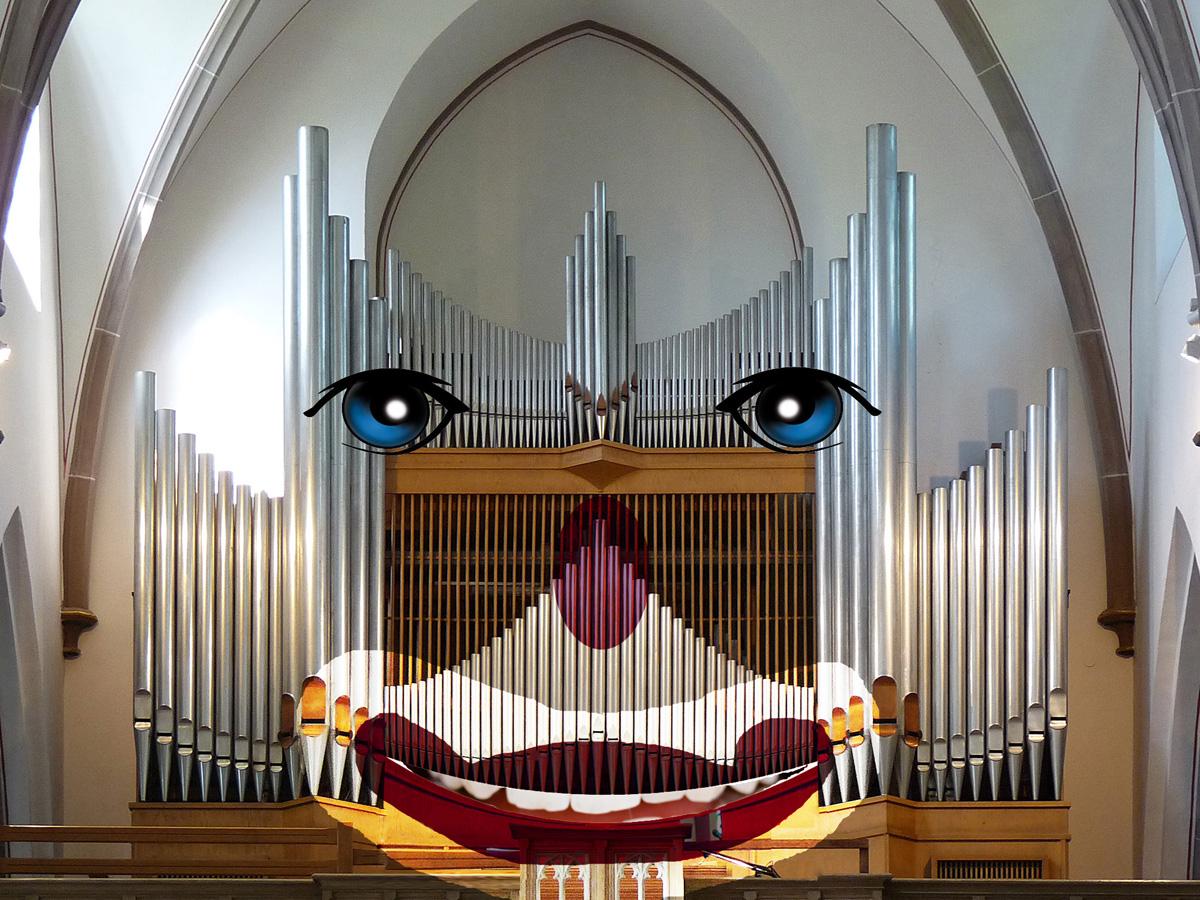 Orgel-Lach-Nacht in Sankt Joseph