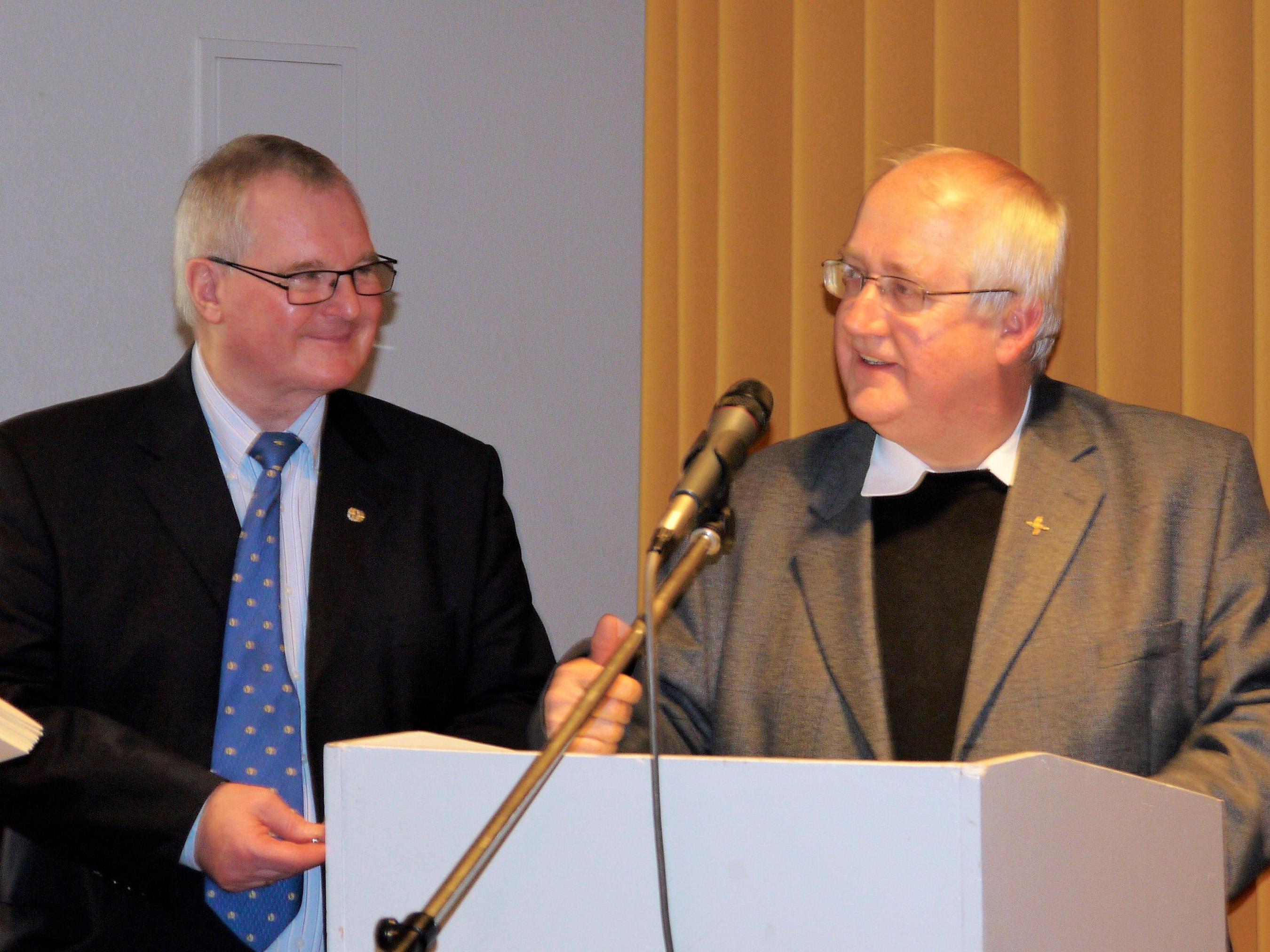 KAB St. Joseph trauert um Pastor Bernhard Jakschik