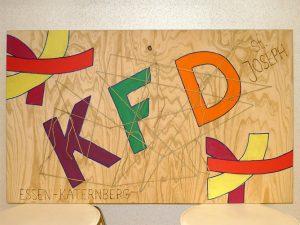 Beteiligung der kfd an der Interkulturellen Woche in Essen