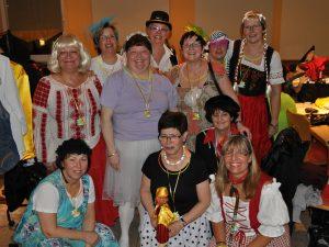 Frauenkarneval der kfd Sankt Joseph 2013