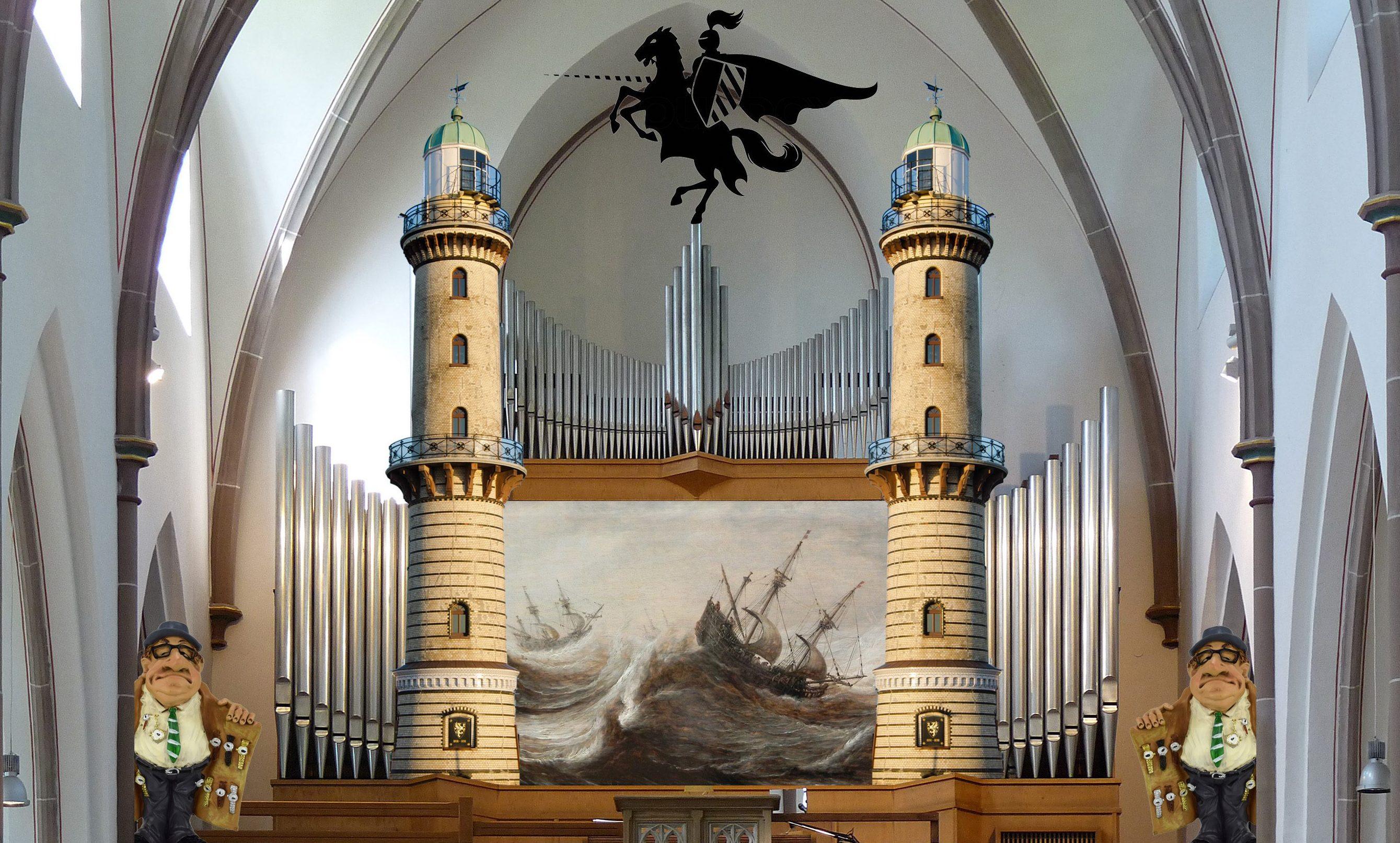 Orgel-Abenteuer-Nacht