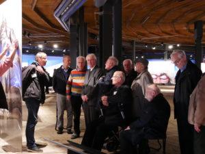 Die Kolpingsfamilie besucht die große Ausstellung im Gasometer Oberhausen