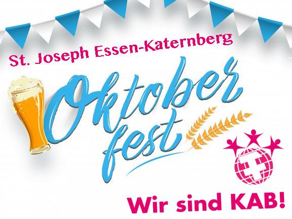 Oktoberfest der KAB St. Joseph