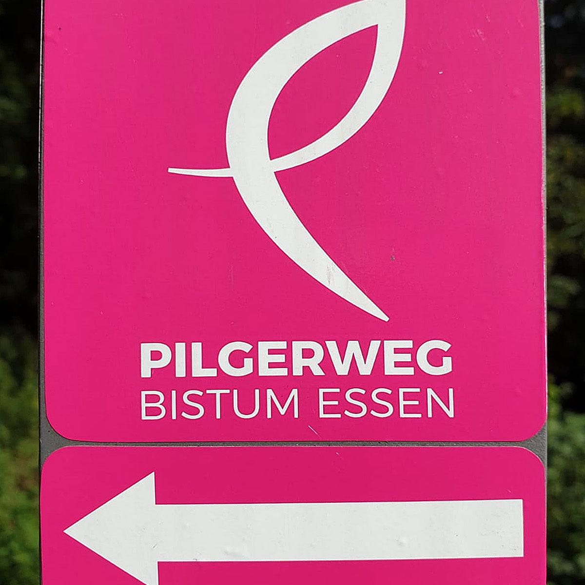 Der Ursulakreis auf dem Pilgerweg des Bistums Essen