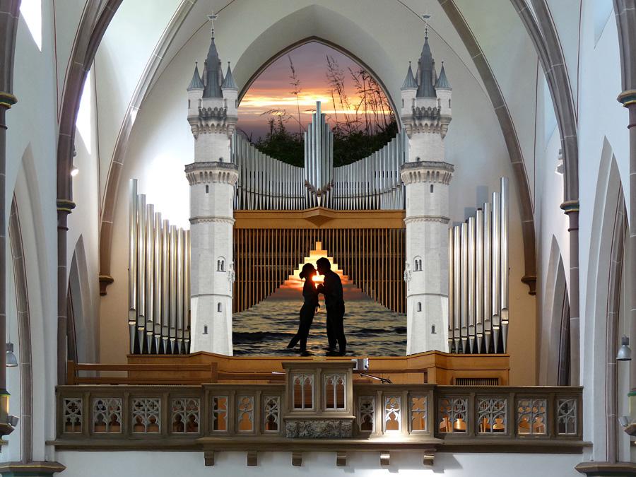 Orgel-Romantik-Nacht in St. Joseph