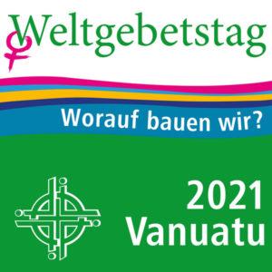 Einladung zum Weltgebetstag 2021